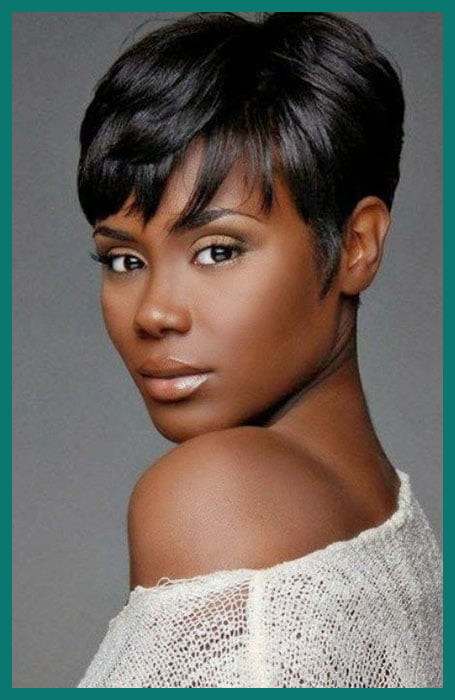 Short Black Hairstyles with Bangs 121560 12 Coolest Black .