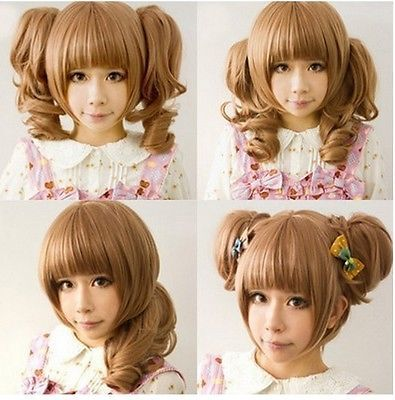 Amazing! 15 Breathtaking Cosplay Inspired Hairstyles for Young .