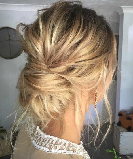 10 Creative Hair Braid Style Tutorials | Casual wedding hair, Easy .