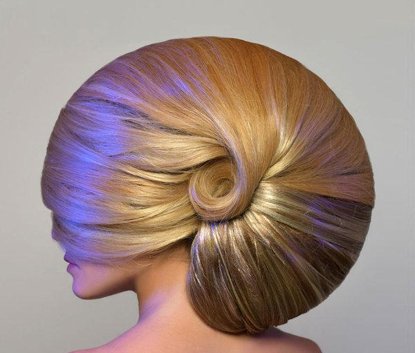 Creative Hairstyles by Linh Nguyen | Art and Desi