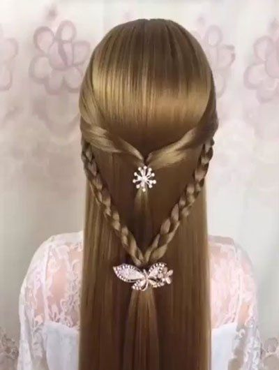 Easy Creative Hairstyle Ideas That You Can Do in Minutes | Hair .