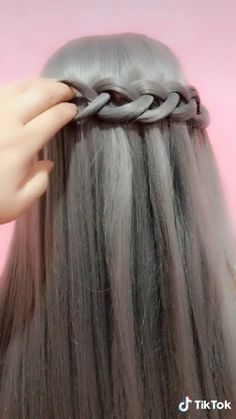 390 Best Creative hairstyles images | Pretty hairstyles, Hairdo .