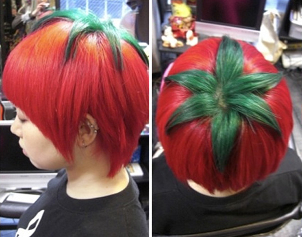 10 CRAZIEST AND CREATIVE HAIRSTYLES EVER – Amuse