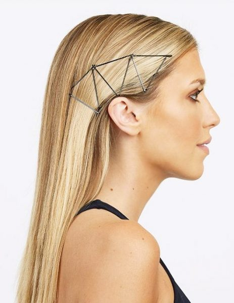 Bobby Pin Hairstyles: Unexpected Ways to Wear Bobby Pins .