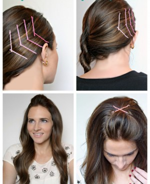 21 Fun and Creative Ways to Wear a Bobby Pin | HowDoesS