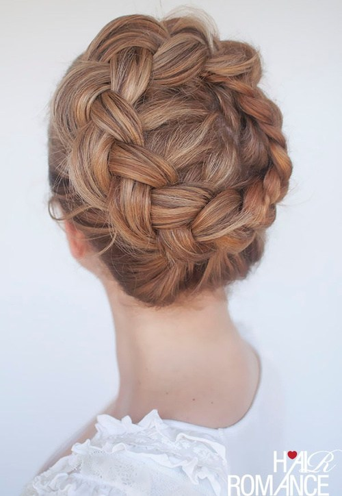 60 Crown Braid Hairstyles for Summer – Tutorials and Ide