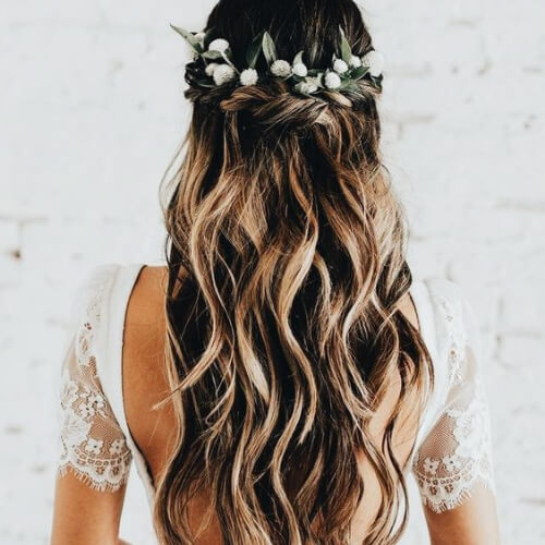Crown Braids and Waterfall Braids
