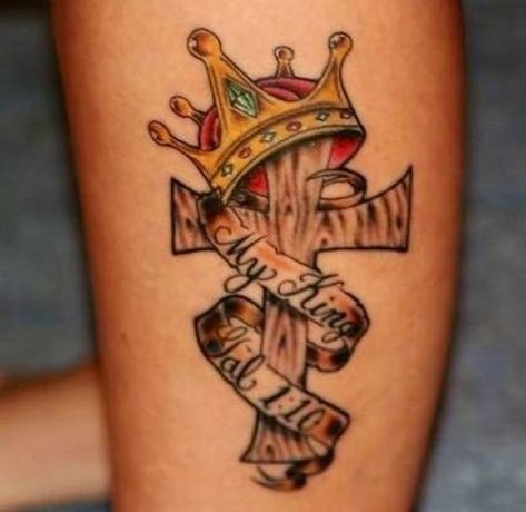 48 Crown Tattoo Ideas We Lo