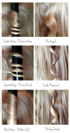 33 Best TYPES OF CURLS images   Long hair styles, Hair styles .