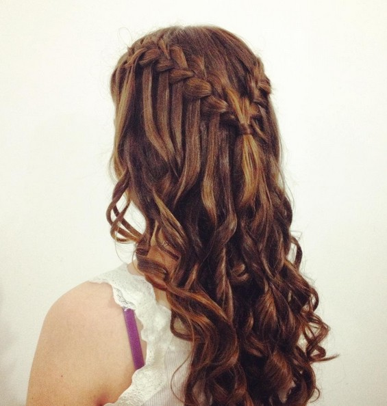 21 Gorgeous Homecoming Hairstyles for All Hair Lengths - PoPular .