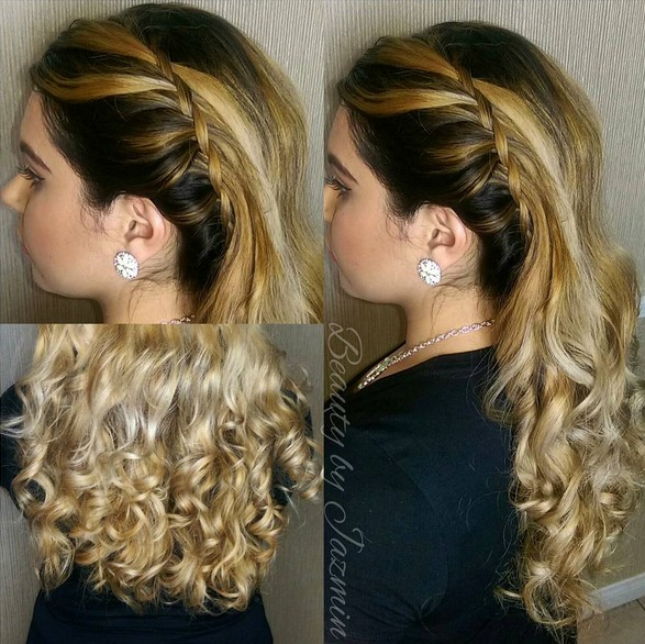 20 Gorgeous Homecoming Hairstyles for All Hair Lengths .