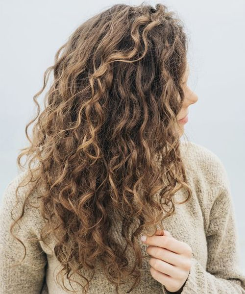 Best Long Curly Hairstyles 2018 to Make You Pretty and Stylish .