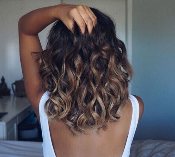 30+ Haircut Inspirations for the New Year | Curly hair styles .