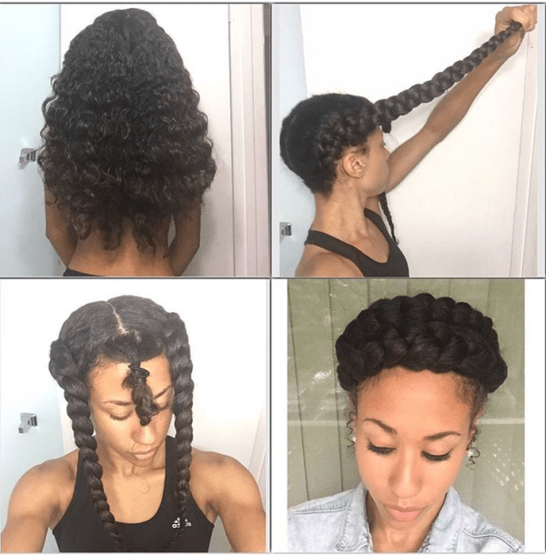 Natural Curly Hairstyles for Winter (10+ Looks) - yo-toi.c