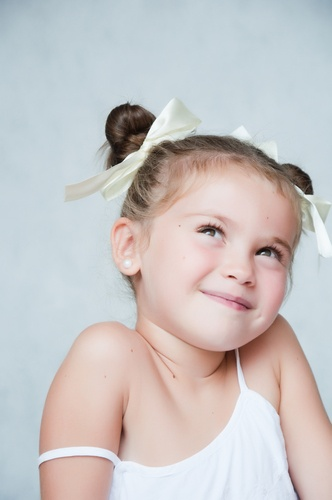 14 Cute and Lovely Hairstyles for Little Girls - Pretty Desig