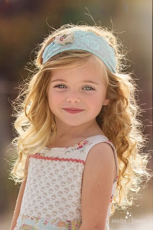 14 Cute and Lovely Hairstyles for Little Girls | Pretty Designs .