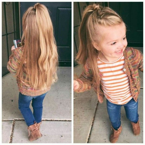 57+ Cute Little Girl's Hairstyles that are Trending Now (2020 .