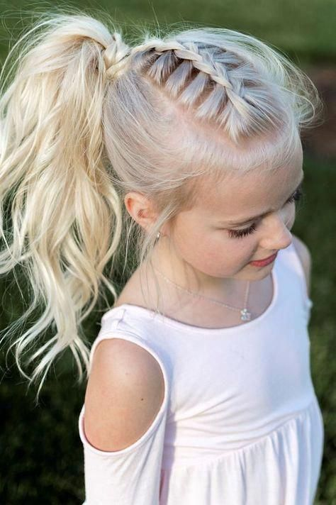 Trendy Short Hairstyles | Toddler Girl Haircuts Ideas | Cute .