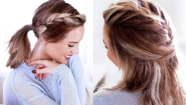 Cute Hairstyles For Short Hair and Medium Length Ha