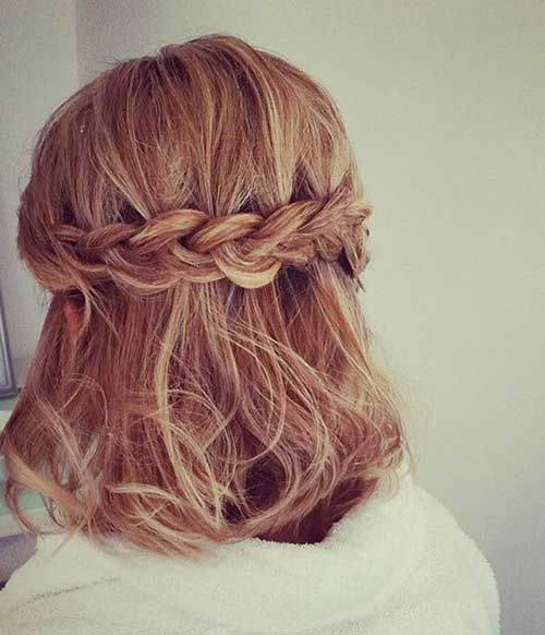 cool 40 + cute hairstyles for short hair // #Cute #Hair .