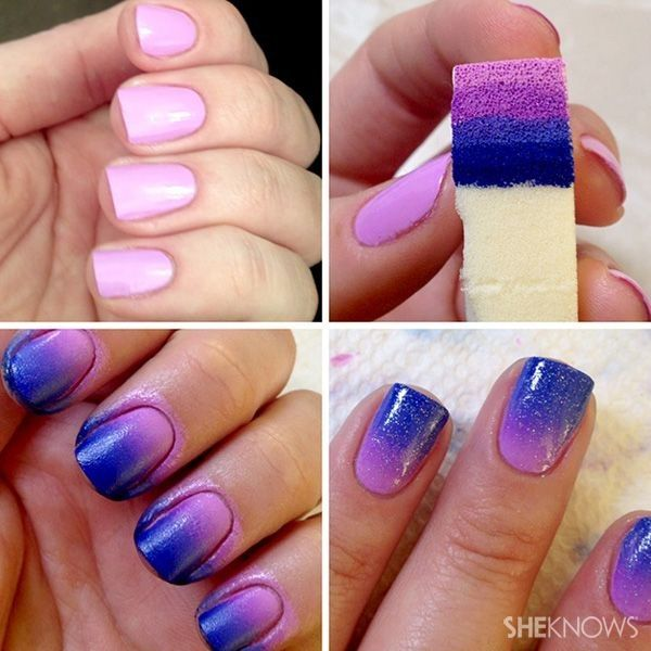 101 Easy Nail Art Ideas and Designs for Beginners | Simple nail .