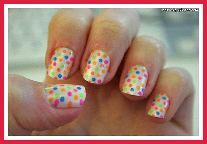 Modern Nail Art Designs that Are Too Cute to Resist | Kids nail .