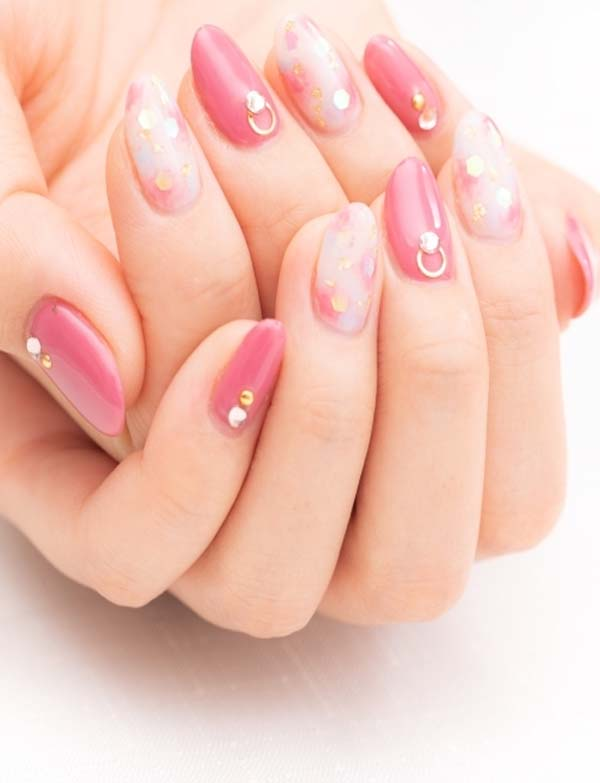 Cutest Pink Nail Designs for Girls to Wear Nowadays | PrimeM