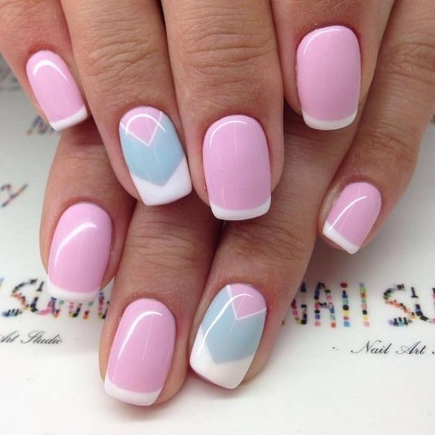 21 Cute Pink Nail Designs Perfect For Every Stylish Lady | Cute .