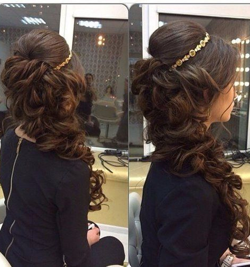 Cutest Prom Hairstyles 2018 for Long Hair | Weekly Styl