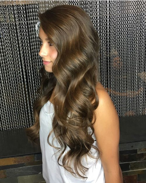 31 Cute & Easy Prom Hairstyles for Long Hair for 20