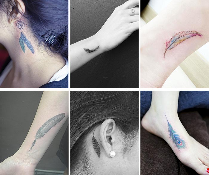 50+ Absolutely Cute Small Tattoos For Girls With Their Meanings .