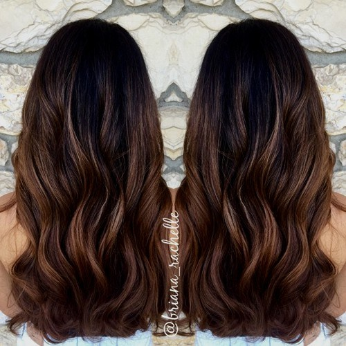 20 Beautiful Brown Hairstyles for Summer: Women Hair Color Ideas 20