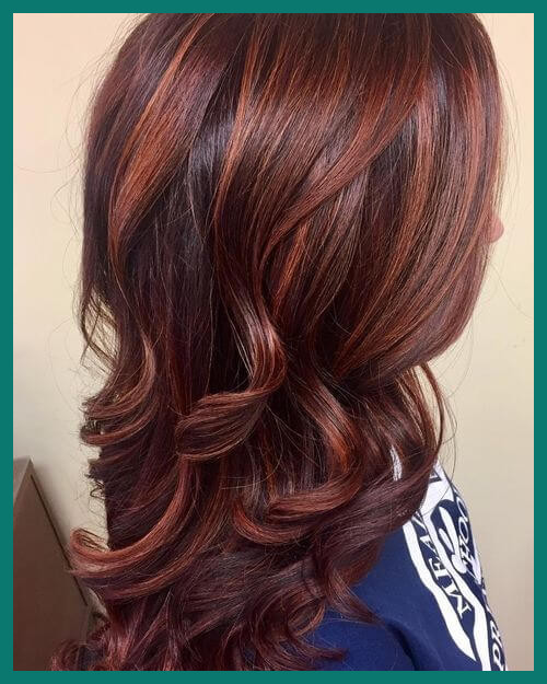Dark Red Hairstyles 514383 37 Best Red Hair Color Shade Ideas .