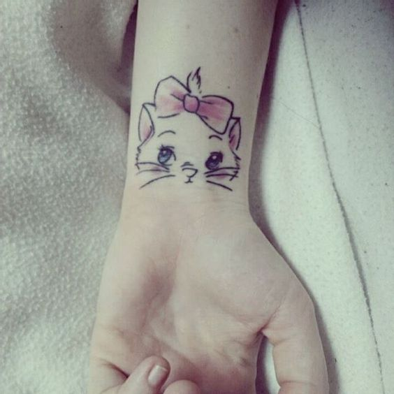 15 Disney Tattoos For Any and All Disney Lovers - Pretty Desig