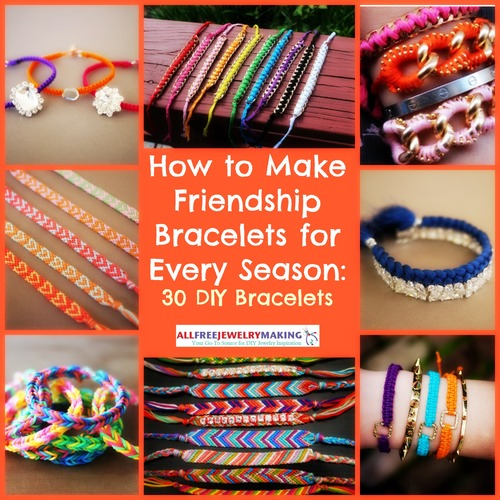 DIY Bracelets for the Season