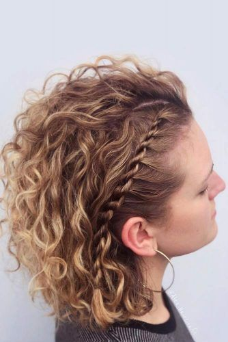 Truly Impressive Rope Braid Hairstyle | Winter hairstyles, Hair .