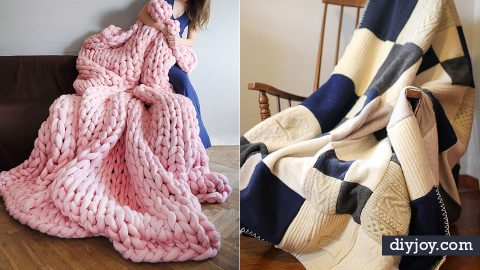 DIY Crafts to Warm You in Winter