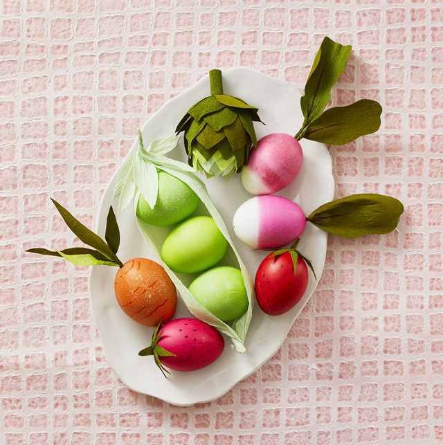 DIY Easter Egg Ideas to Decorate
