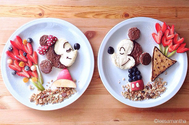 15 DIY Food Designs for Your Next Meal - Pretty Desig