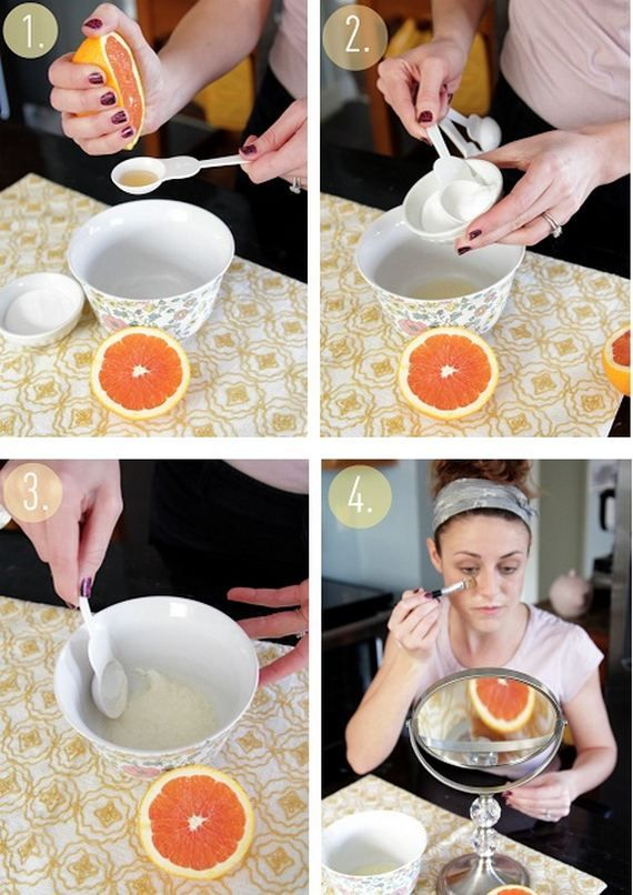 15 DIY Fruit Mask Projects - Pretty Desig