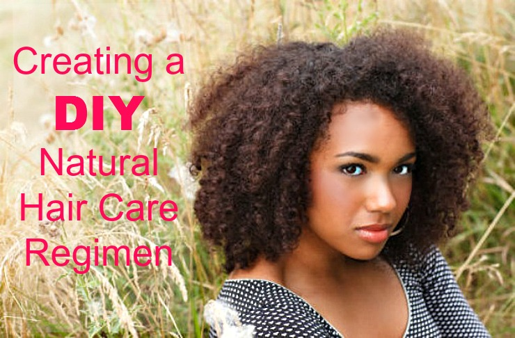 6 DIY Hair Care Recipes for a Complete Natural Hair Regim