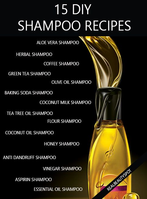 Hair Care Made Easy Through These Simple Tips | Natural shampoo .