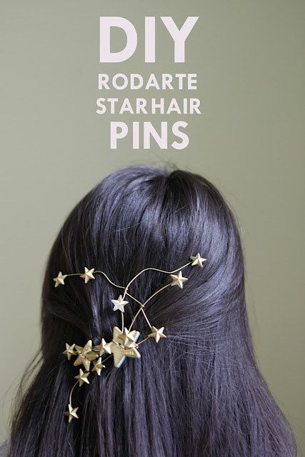 DIY Hairstyles With Hair Accessories