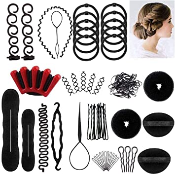 Amazon.com: Winkeyes Hair Styling Set, Hair Design Styling Tools .