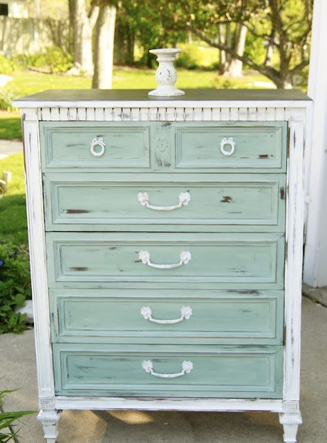 100+ Awesome DIY Shabby Chic Furniture Makeover Ideas | Furniture .