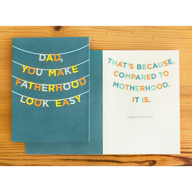 20 DIY Ideas to Make Father's Day Cards - Pretty Desig