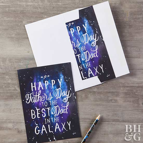 Father's Day Cards to Make | Better Homes & Garde
