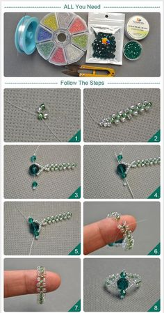 1959 Best Jewelry Making Tutorials & Tips 2 images   Jewelry .