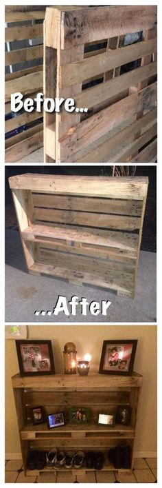 851 Best Pallet Projects | From Simple To Hard images in 2020 .