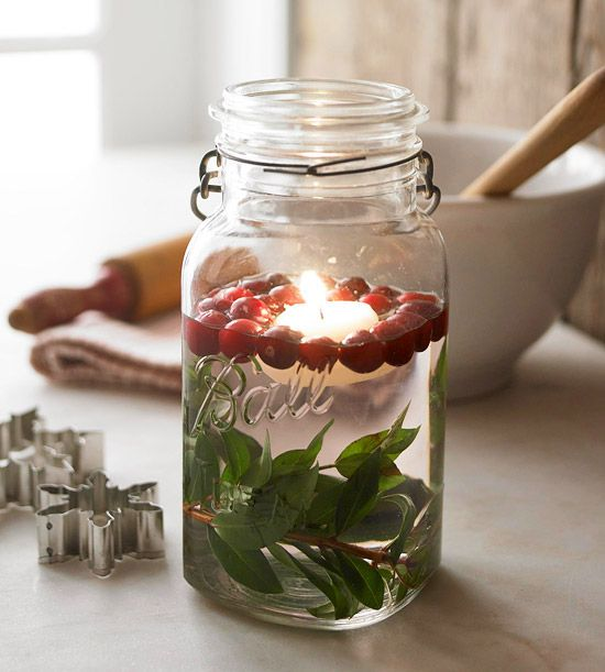 DIY Projects: Oil Candles - Pretty Desig